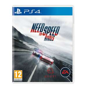 Need for Speed: Rivals (PS4) voor €29,99 door code @ Dixons