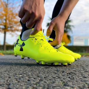 Under Armour Clutchfit Force 3.0 FG voetbalschoenen @ Sport-Korting