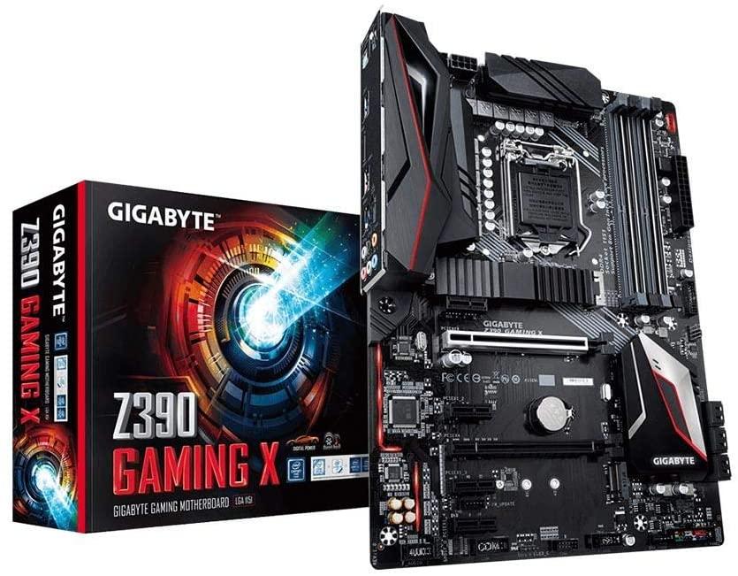 Gigabyte Z390 Gaming X (ATX)