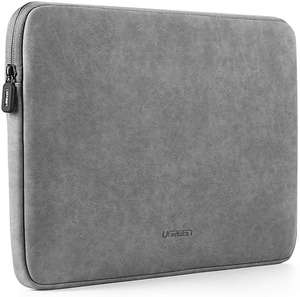 "Ugreen luxe laptop tablet sleeve 13,3"" voor €9,99 door code @ Amazon NL"
