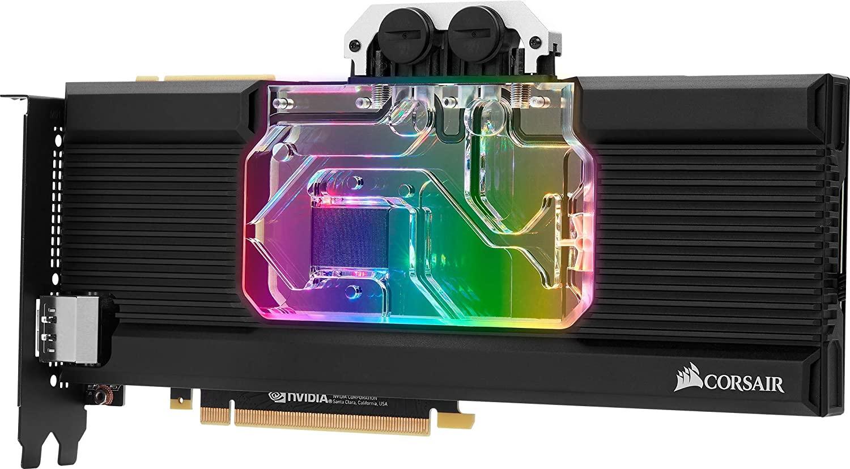 (Amazon.nl) Corsair Hydro X Series XG7 RGB 20-SERIES GPU Waterblok (2080 FE Rev.B)