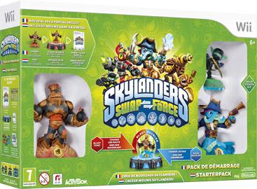 Skylanders: Swap Force Starters Pack (Xbox360/Wii/PS3) voor €19,99 door kortingcode @ Dixons