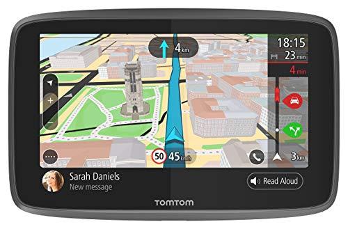[Amazon.de] TomTom Go 6200, 6inch, handsfree bellen, wereldkaarten, traffic, Siri, Google