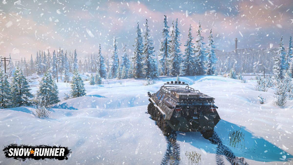 [PC] SnowRunner - tot 33% korting @EpicGamesStore (Halloween Sale 2020)