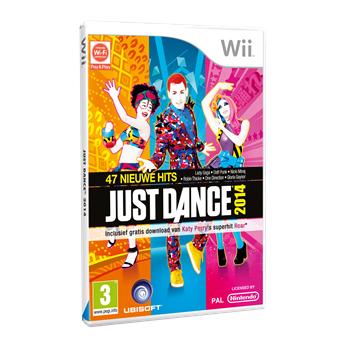 Just Dance 2014 (Wii) voor €9,99 door kortingscode @ Dixons