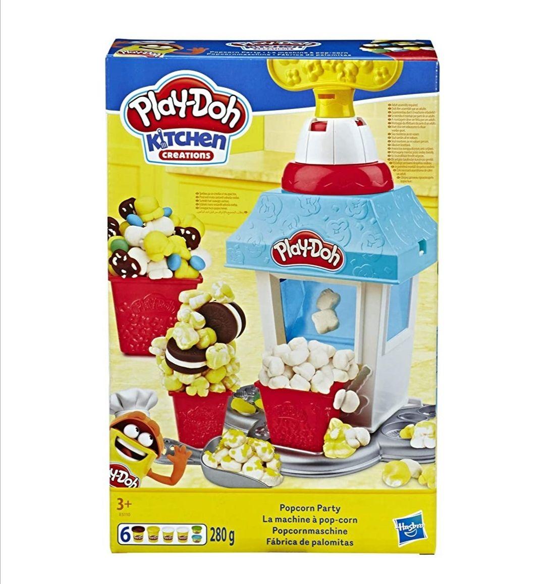 PLAY DOH TIJDELIJKE DEALS! O.a. Popcorn Party nu voor €9.96 Meer in de beschrijving!