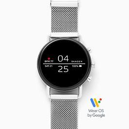 Skagen Smartwatch Falster 2 - Milanaise