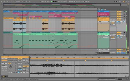 Ableton Live 10 Lite (gratis te claimen op splice.com)