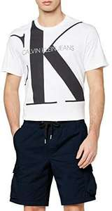 Calvin Klein Jeans SIMPLE WASHED CARGO SHORT