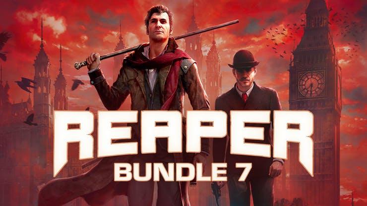 [Steam/PC] Fanatical Reaper Bundle 7 met o.a. Sherlock Holmes: The Devil's Daughter, Tropico 4 en Sorcery! reeks