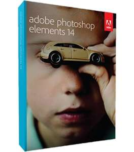 [Prijsfout?] Adobe Photoshop Elements 14 (DVD) voor €21 @ Beat It