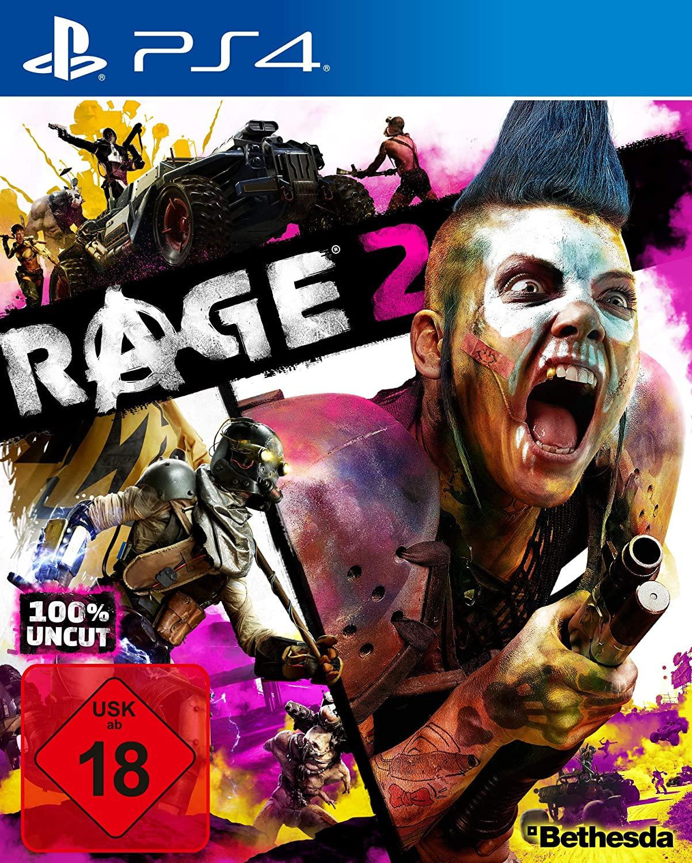 [Prime Deal] Rage 2 (Duits doosje) @ Amazon.nl