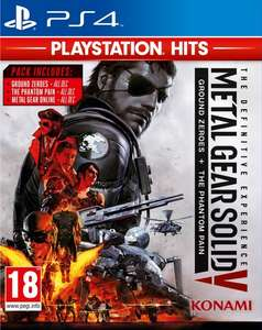 Metal Gear Solid V: The Definitive Edition voor €3,99 in de PlayStation Store