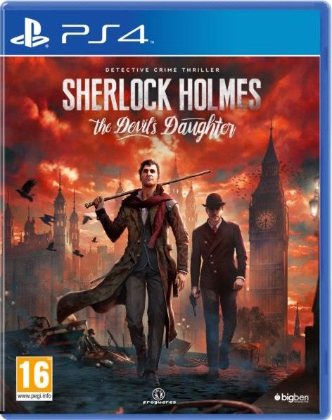 Sherlock Holmes: The Devil's Daughter (PS4) voor €1,99