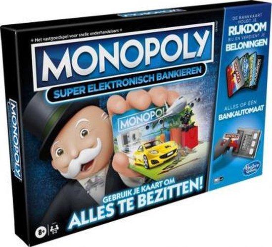 [Bol Select] Monopoly Super Elektronisch Bankieren - Bordspel