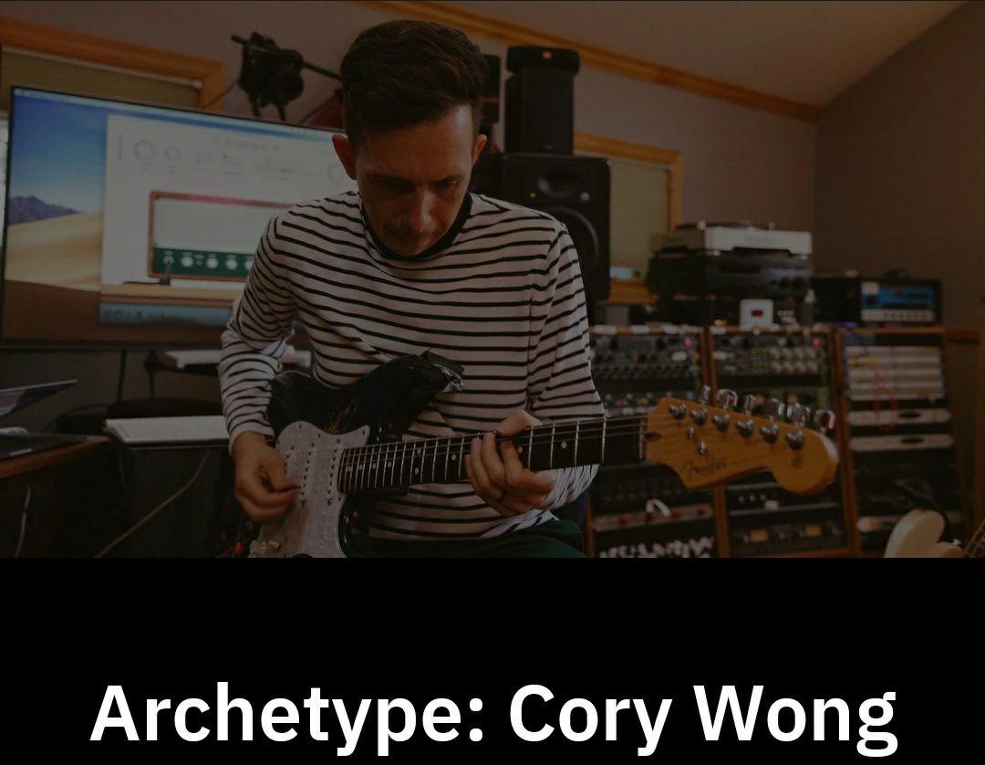 Neural DSP Cory Wong