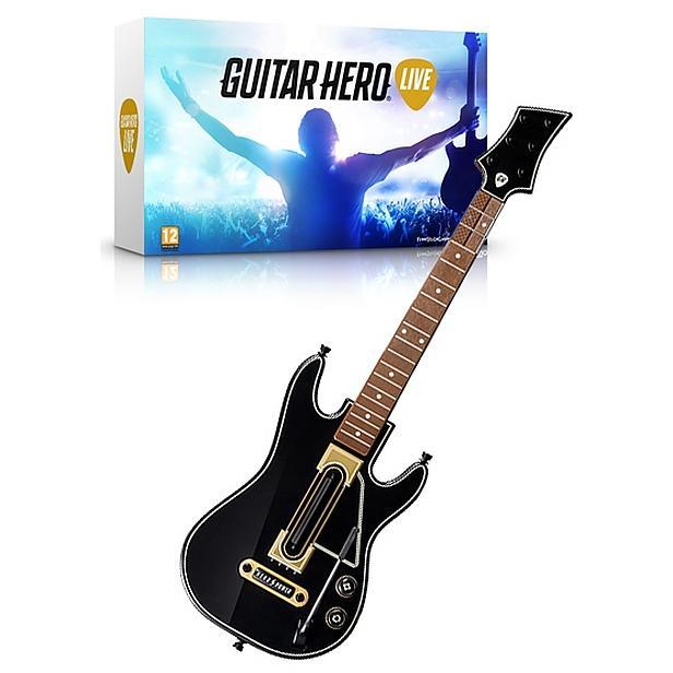 Guitar Hero Live Losse Gitaar (PS4/Xbox One) voor €29,- @ Media Markt