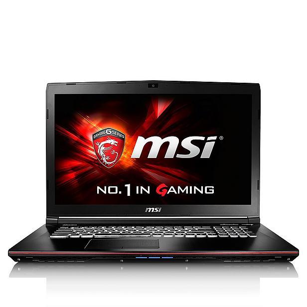 MSI GE72 6QC-022 17,3 inch (gaming) laptop voor €1069 @ Wehkamp