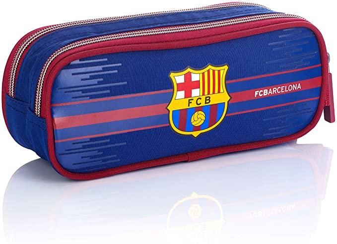 FC Barcelona FC-227 Fan 7 etui, 22 cm, marineblauw, gratis verzending met Amazon Prime