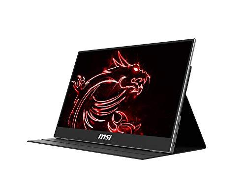 MSI Optix MAG161V-002 draagbare IPS-monitor 40 cm (15,6 inch) 60Hz, FHD met USB Type-C, mini-HDMI