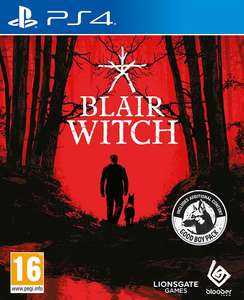 Blair Witch PlayStation 4 €17,88 @ Amazon.nl