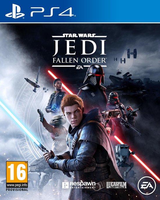 Star Wars: Jedi Fallen Order, PS4 - Bol.com of Mediamarkt