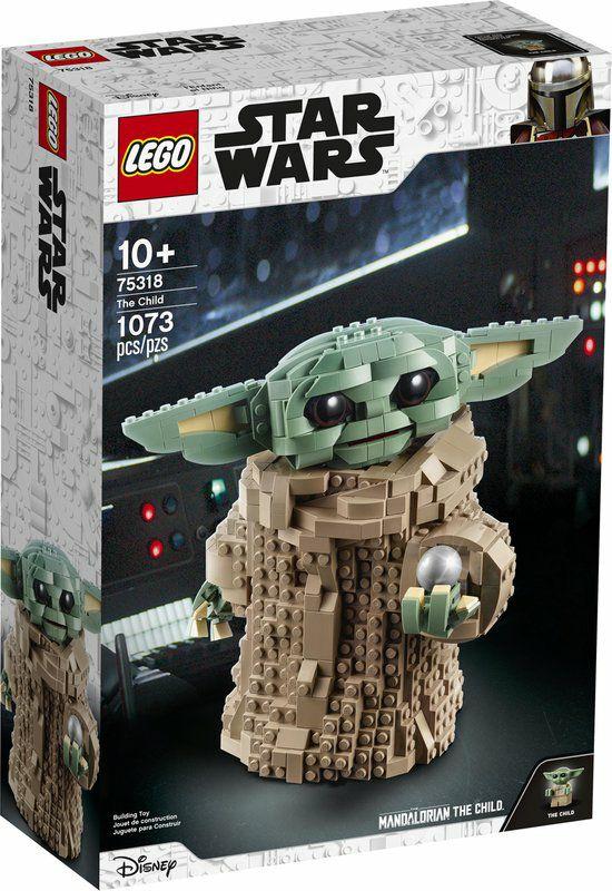 Lego the child 75318 (baby yoda)
