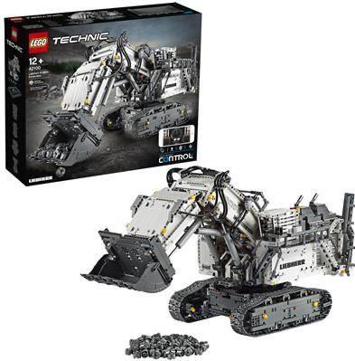 Lego Liebherr R 9800 Graafmachine (42100) / Laagste prijs