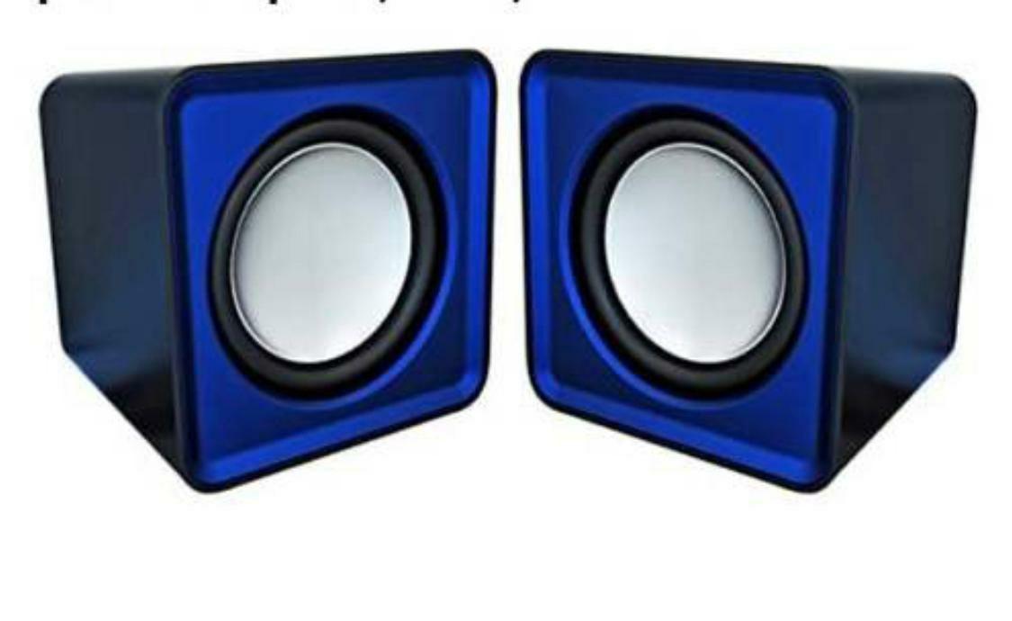 Omega OG-01 Surveyor luidspreker voor pc/MP3-speler, RMS, 3 W