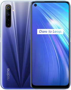 Realme 6 - 128GB/8GB Smartphone @ Amazon.de