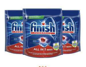 Finish All in One Grease Fighter | 270 tabs van €74,97 nu €24,95
