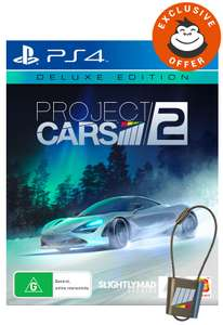 Project cars 2 deluxe edition (PlayStation store )