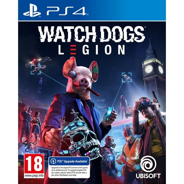 Watch Dogs Legion voor PS4 en Xbox One