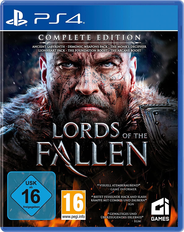 Lords of the Fallen - Complete edition @amazon.nl (leverbaar vanaf 12 november momenteel)