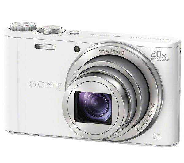 Sony DSC-WX300 camera voor €199 @ Saturn