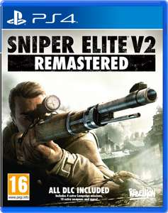 Sniper Elite V2 Remastered (PS4) @ PSN