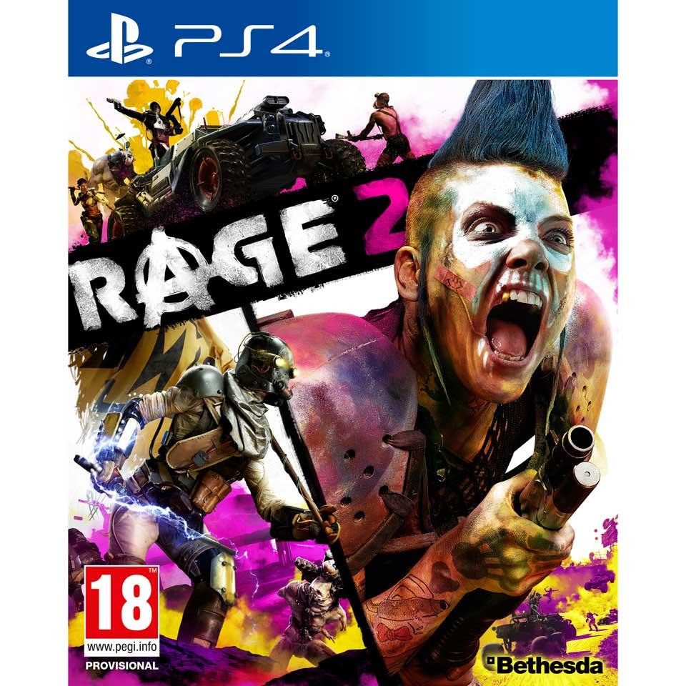 Rage 2 PS4 spel