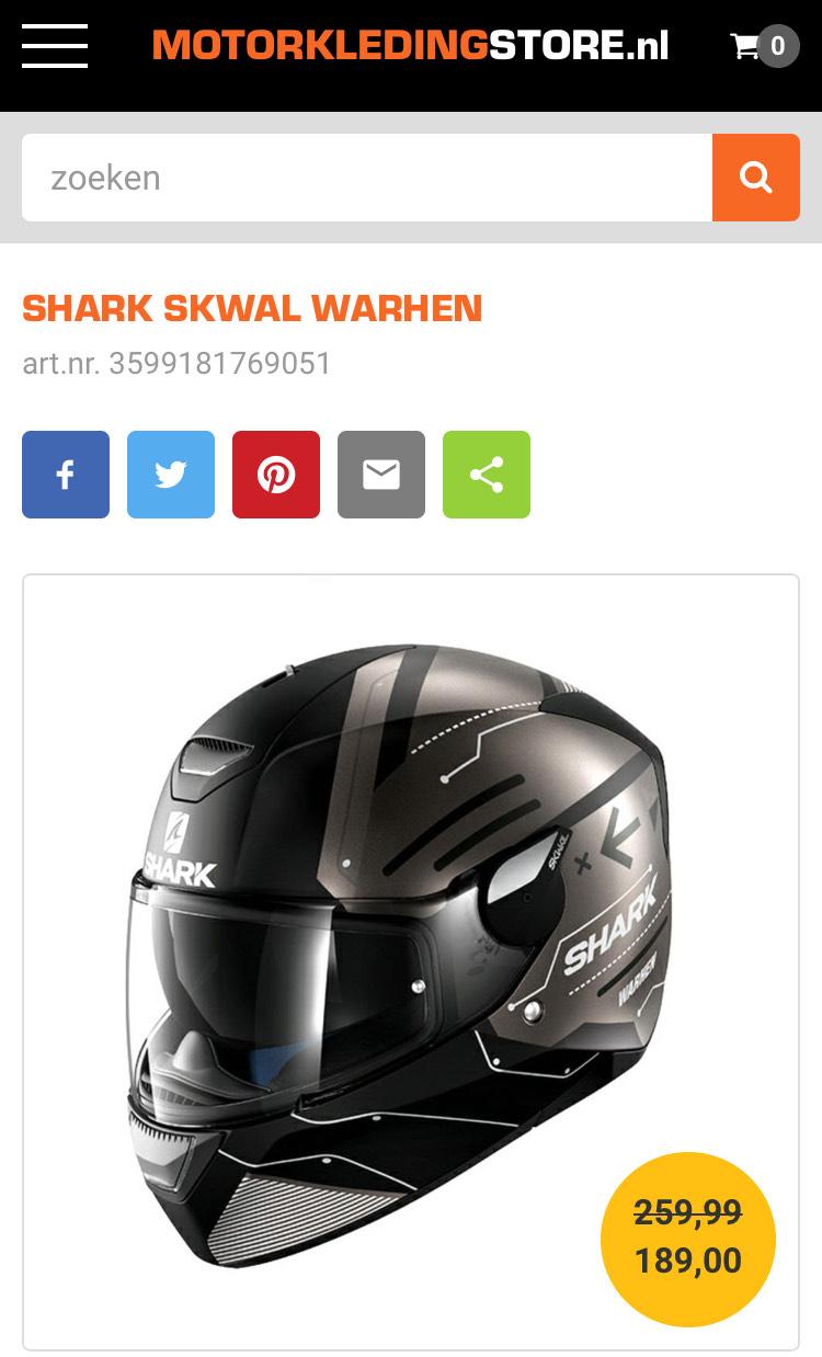 Shark Skwal Warhen