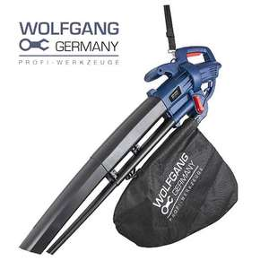 3-in-1 Bladblazer 3000W Wolfgang