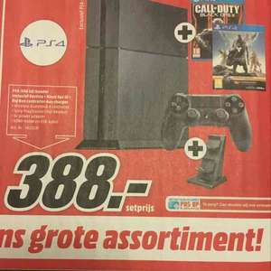 ps4 + black ops 3 + destiny + big ben duo charger @ media markt