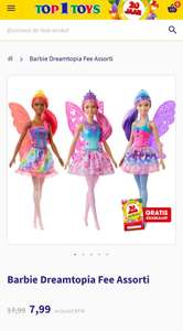 Barbie Dreamtopia Fee