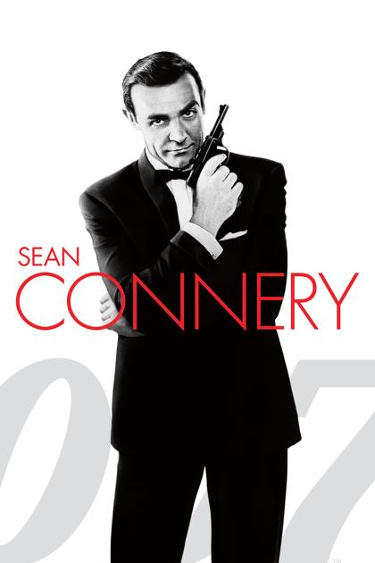 [iTunes Store] Bundel 6 James Bond Films in 4k