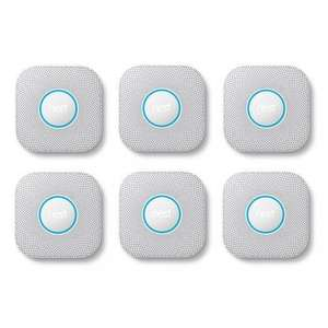 Nest Protect 6-pack battery