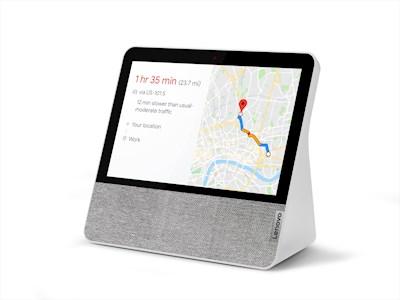 Lenovo Smart Display (7 inch) - Google Assistent