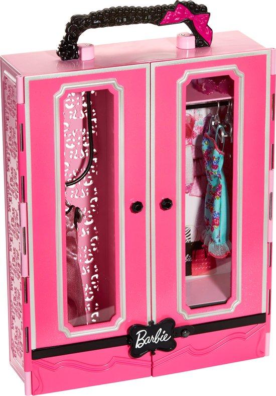Barbie Style Ultieme Kledingkast voor €19,99 @ Bol.com
