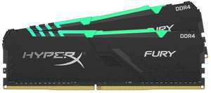 Kingston HyperX 16 GB 3200 Mhz DDR4 (2x 8 GB) met RGB