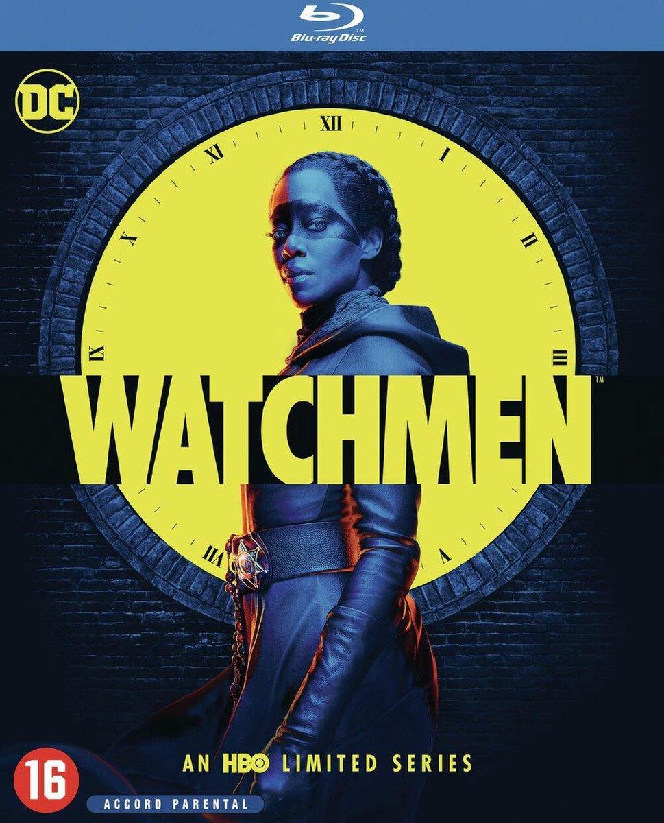 Watchmen (HBO) blu-ray