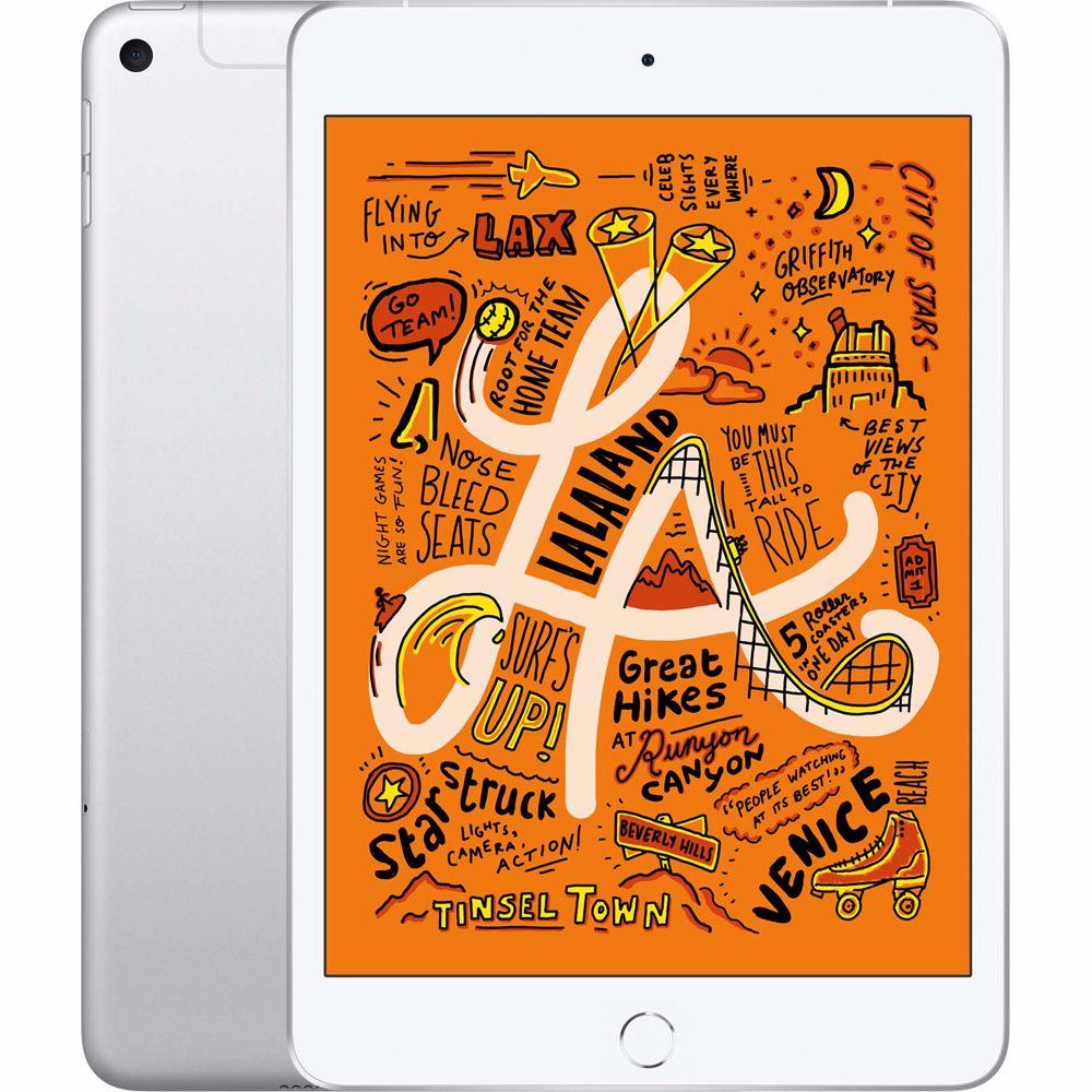 (beperkte voorraad) Apple iPad mini 5 Wi-Fi + Cellular 256GB (Zilver) @BCC @Wehkamp @Amazon.nl