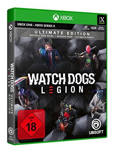 Watch Dogs Legion Ultimate Edition (Xbox One) @ Amazon.de
