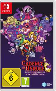 Cadence of Hyrule – Crypt of the NecroDancer Featuring The Legend of Zelda Nintendo Switch @amazon.nl